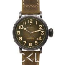Zenith Pilot Type 20 Extra Special 40mm Verde