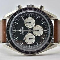 Omega Speedmaster Professional Moonwatch Stahl 42mm Schwarz Keine Ziffern Deutschland, Iffezheim