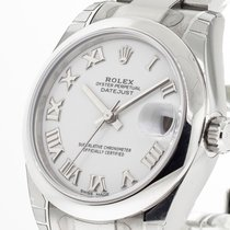 Rolex Steel Automatic White Roman numerals 31mm new Lady-Datejust