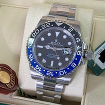 Rolex GMT-Master II Ceramic 40mm Black No numerals