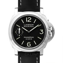 Panerai Luminor Marina 8 Days PAM00510 novo