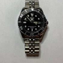 Seiko 5 Sports SNZF17J1 pre-owned