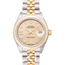 Rolex Lady-Datejust Champagne