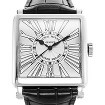 Franck Muller Master Square White gold 36mm Silver