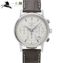 Longines Column-Wheel Chronograph Steel 39mm