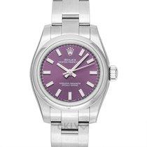 Rolex Oyster Perpetual 26 Steel 26mm Purple