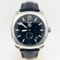 TAG Heuer Monza Steel 38mm Black No numerals United States of America, Florida, Coral Gables