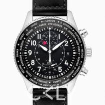 万国 Pilot Chronograph 陶瓷 44.00mm 黑色