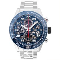 TAG Heuer Carrera Calibre HEUER 01 CAR2A1K.BA0703 new