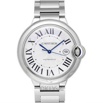 Cartier Ballon Bleu 42mm W69012Z4 new