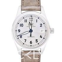 IWC Pilot's Watch Automatic 36 Steel 36.00mm Silver