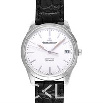 Jaeger-LeCoultre Geophysic True Second Steel 39.6mm Silver