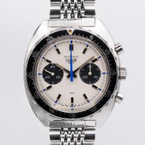 "Heuer Manual winding Heuer Autavia ""Siffert Colors"" pre-owned United States of America, New York, New York"