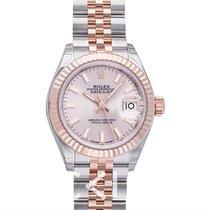 Rolex Lady-Datejust Rózsaarany 28mm Pink