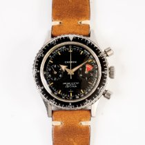 Crockett & Jones Cuerda manual Croton Chronomaster Aviator Sea Diver 9870 usados
