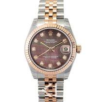 Rolex Oro rosa Automático Madreperla 31mm nuevo Lady-Datejust