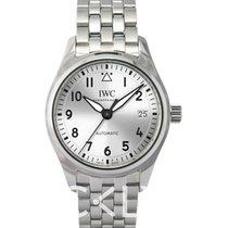 IWC Pilot's Watch Automatic 36 Сталь 36.00mm Cеребро