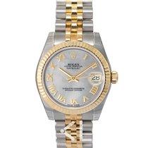 Rolex Lady-Datejust 178273 NR Nou Aur galben 31mm Atomat