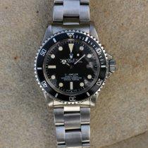 Rolex 1665 Çelik 1978 Sea-Dweller 40mm ikinci el