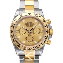 Rolex 116503 G Yellow gold Daytona 40mm new