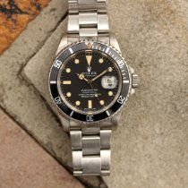 Rolex Submariner Date 16800 1984 pre-owned