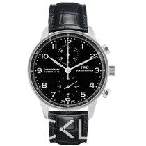 IWC Portuguese Chronograph IW371447 new