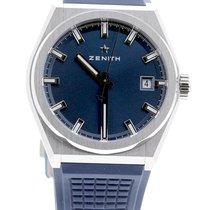 Zenith Defy Titane 41mm Bleu