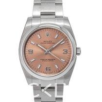 Rolex Oyster Perpetual 34 Růžová
