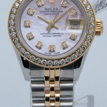 Rolex 69173 Gold/Steel Lady-Datejust 26mm pre-owned United States of America, Georgia, ATLANTA
