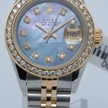 Rolex Lady-Datejust Gold/Steel 26mm Mother of pearl No numerals United States of America, Georgia, ATLANTA