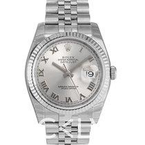 Rolex 116234 White gold Datejust 36mm new