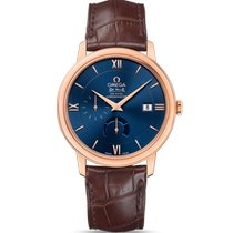 Omega Rose gold 39.5mm Automatic 424.53.40.21.03.002 new