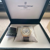Frederique Constant Classics Business Timer Steel 39mm