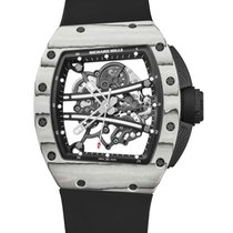 Richard Mille Carbon 50.23mm Manual winding RM61-01 Ultimate Edition new