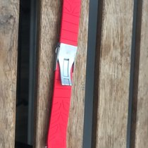 Tissot T-Race Tissot T -Race red rubber band with  silver clasp Novo
