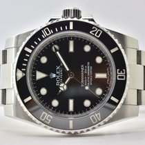 Rolex Submariner (No Date) 114060 2012 подержанные