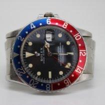 Rolex GMT-Master Acero Negro