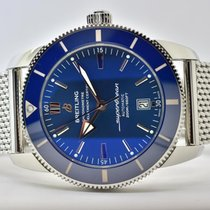 Breitling Steel 46mm Automatic AB202016 new