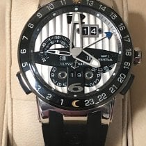 Ulysse Nardin El Toro / Black Toro Platinum 43mm Grey No numerals United States of America, Massachusetts, Boston
