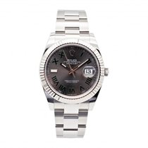Rolex Datejust Steel 40mm Silver