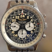 Breitling Steel 41mm Manual winding A12023 pre-owned