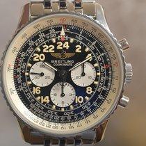 Breitling Navitimer Cosmonaute Zeljezo 41mm Crn Arapski brojevi