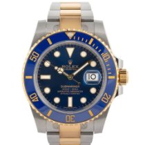 Rolex Submariner Date 116613LB 2018 pre-owned