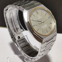 Omega Constellation Quartz Steel 34mm Grey No numerals India, MUMBAI