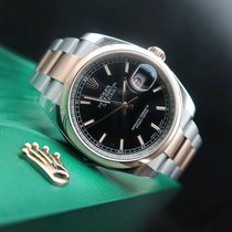 Rolex Datejust 116201 Très bon Acier 36mm Remontage automatique