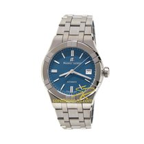 Maurice Lacroix AIKON AI6007-SS002-430-1 Maurice LaCroix Aikon Blue Automatico 39 2020 nouveau