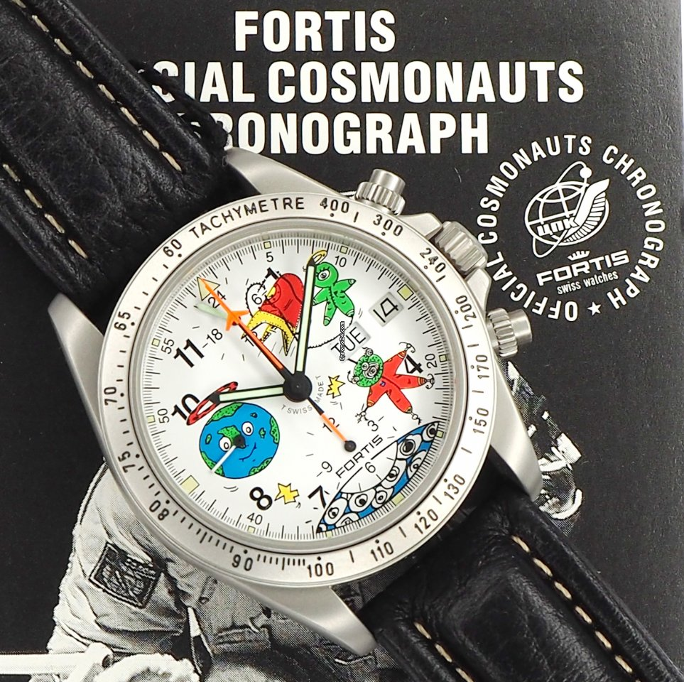 포티스 Fortis Cosmonauts Andorra 신규