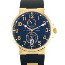 Ulysse Nardin Marine Chronometer 41mm Rose gold 41mm Black Arabic numerals United States of America, Pennsylvania, Southampton