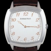 Audemars Piguet Tradition Platinum 41mm Silver Arabic numerals