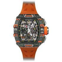 Richard Mille Carbon 49.94mm Automatic RM 11-03 pre-owned